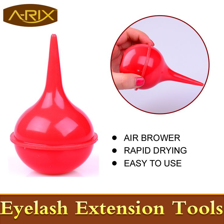 Good Quality!A-RIX Brand 1PC Professional Air Brower For False Eyelash Extension Tools Cheap but useful Wholesale Price #Affiliate