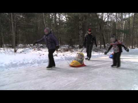 ▶ Winter is Gliding Along in Explorers' Edge - YouTube