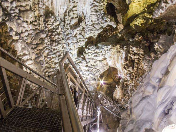 An experience at the center of the earth: Cave Monte Cucco - Umbria (Italy)