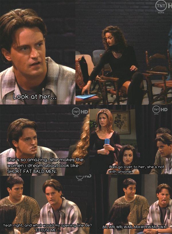 one of my favorite friends moment!