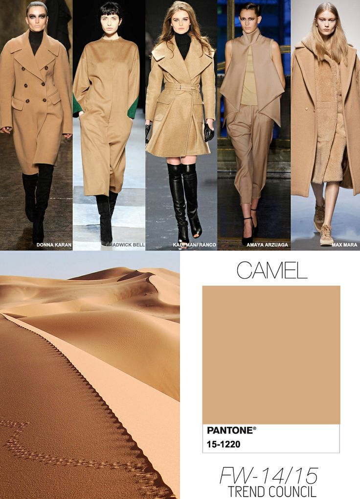 So glad to hear CAMEL is one of the fall winter 2014 15 trends colour. That colour works perfect for me!