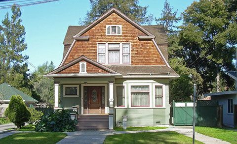 Best Gambrel Front Facing House Ideas Pinterest Dutch 400 x 300