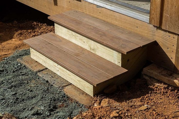 Best How To Build Steps Using Ipe Decking How To Build Steps 400 x 300