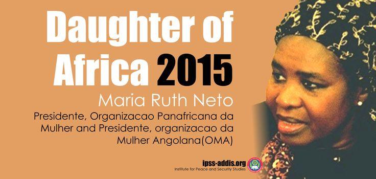 Daughter of Africa 2015
