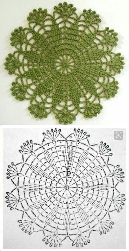 162 best Crochet 5 images on Pinterest | Crochet patterns, Crochet ...