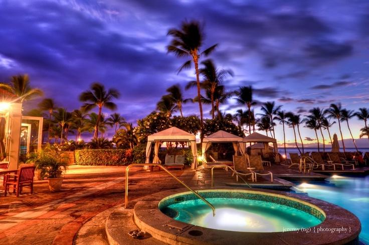 Grand Wailea hotel in Maui, Hawaii