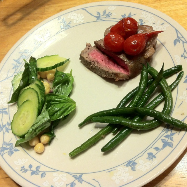 Fancy dinner- recipes from RealSimple magazine   Recipes   Pinterest ...