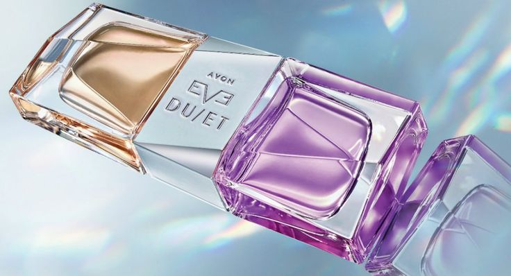Avon Eve Duet – new fragrance