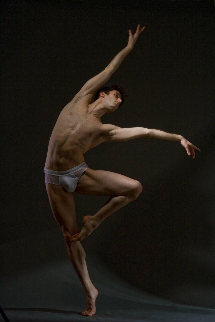 Dancer: Jonathan Guillarme Photo by Paul Ellison