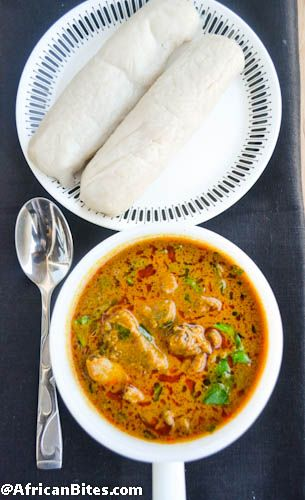 Tasty Palm-nut soup