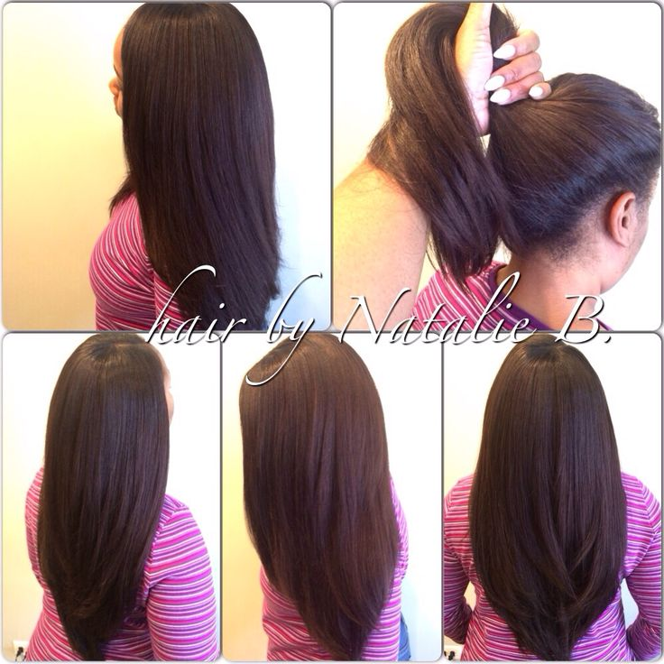 Amazing versatility! High ponytails or sleek & sexy! FLAWLESS SEW-IN HAIR WEAVES by Natalie B. @Natalie Jost Jost Birdsong ...call or text me at 708-675-9351 to schedule your appointment! Order your hair online at www.naturalgirlhair.com!