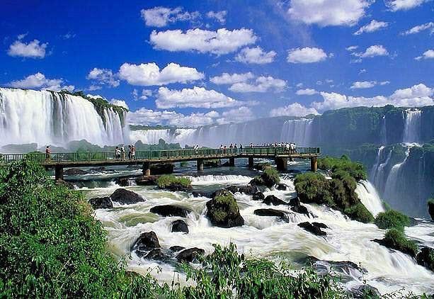Водопад Игуасу! Красота на которую можно смотреть вечно! miceglobal.ru