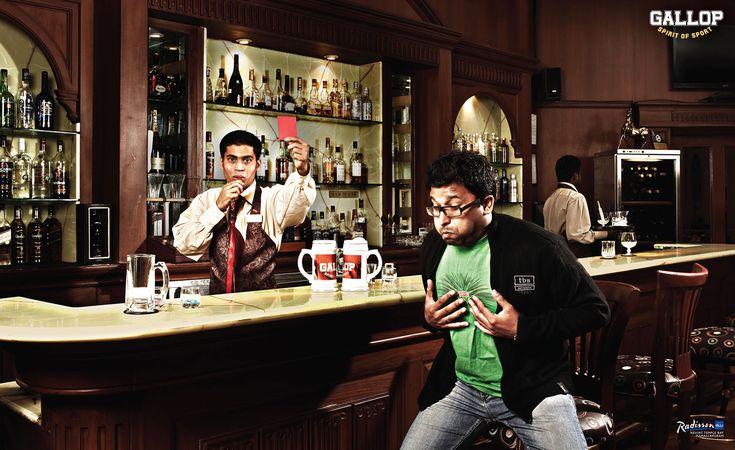 Gallop spirit of sport    Advertising Agency: JWT, Chennai, India  Creative Directors: Senthil Kumar, Priya S  Art Director: Vinod Kumar  Copywriter: Abhijit Kundu  Photographer: Arun Natrajan  Additional credits: AP Bhaskar  Published: December 2011