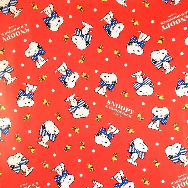 Snoopy Gift Wrap Roll - Bow Tie: Snoopn4pnuts.com