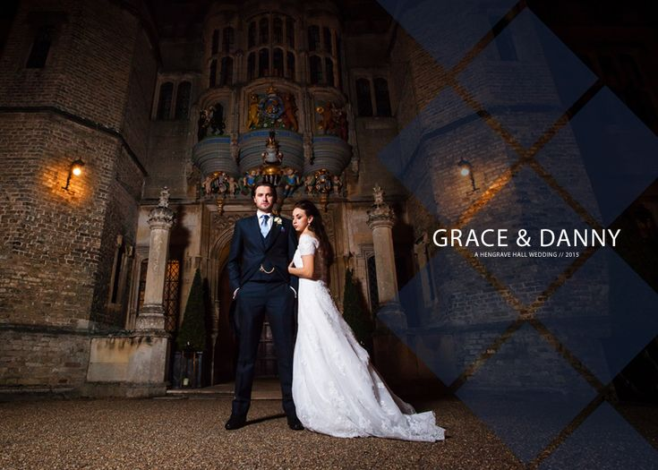 A Stylish Hengrave Hall Wedding // Grace & Danny  http://www.rossdeanphotography.com/blog/hengrave-hall-wedding-photographers-suffolk-grace-danny