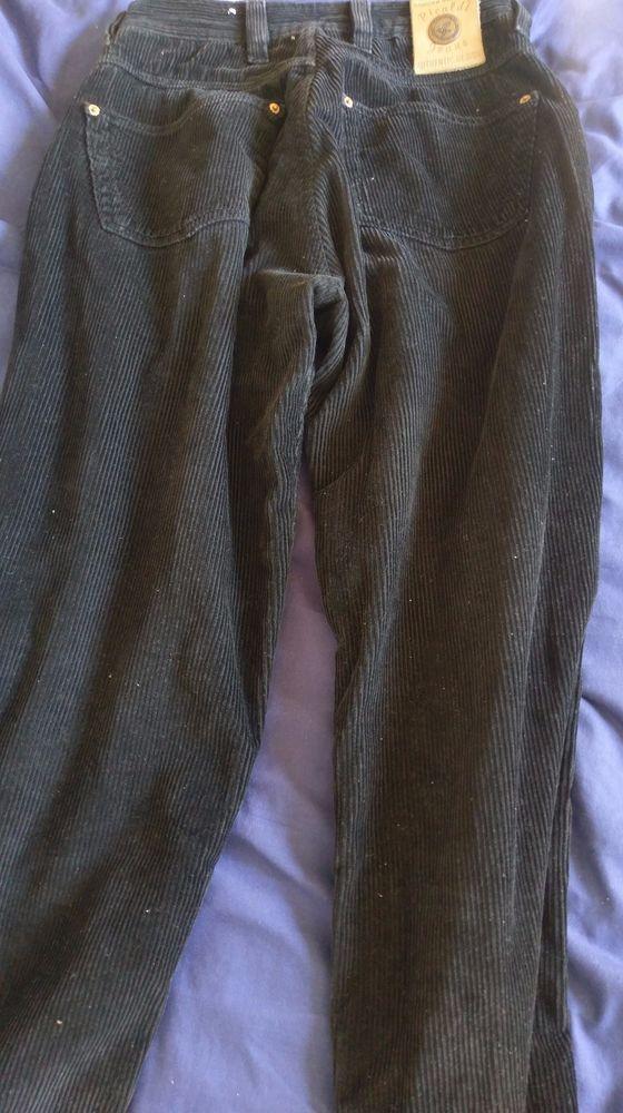Picaldi Cord Jeans schwarz W30 L32