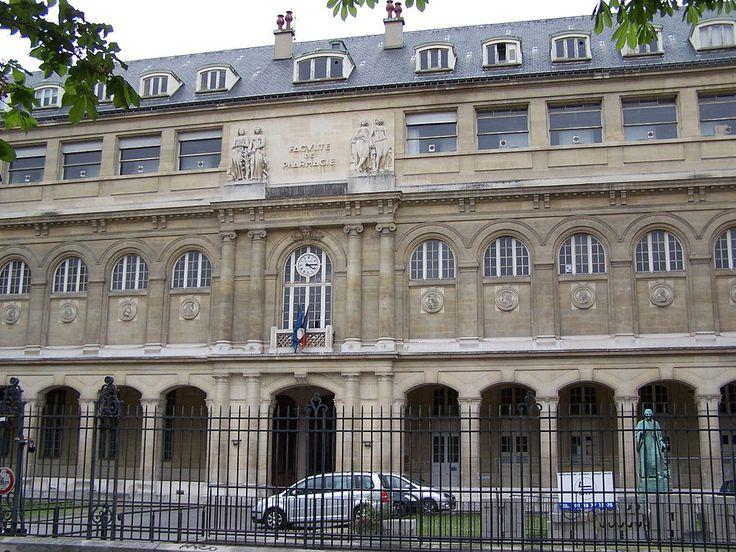 Faculté de pharmacie de Paris - Faculté de pharmacie de Paris — Wikipédia