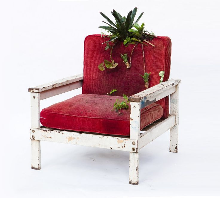 rodrigo bueno cultivates botanical life within nature-filled furniture - designboom | architecture