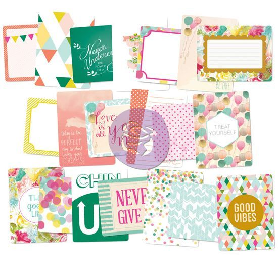 Introducing: Insta-Scrap by Leeza Gibbons-Insta Cards by Prima Marketing