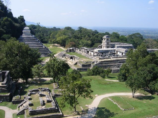 Palenque, Mexico 8 Ruined Cities That Remain a Mystery to This Day