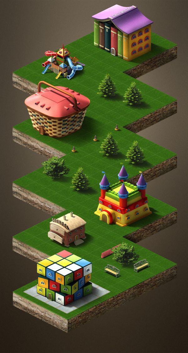 Game models by Vladimir Andreev
