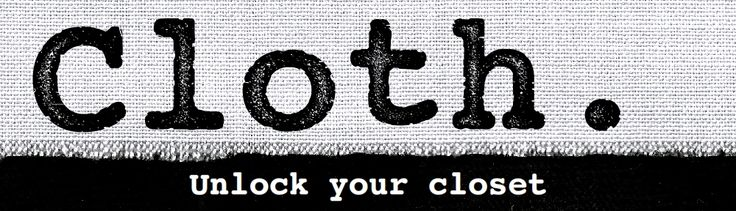 Cloth | Unlock Your Closet | iPhone iOS Fashion App - Best app for your iphone. Log all your clothes/outfits and tie it to the current weather...LOVE it