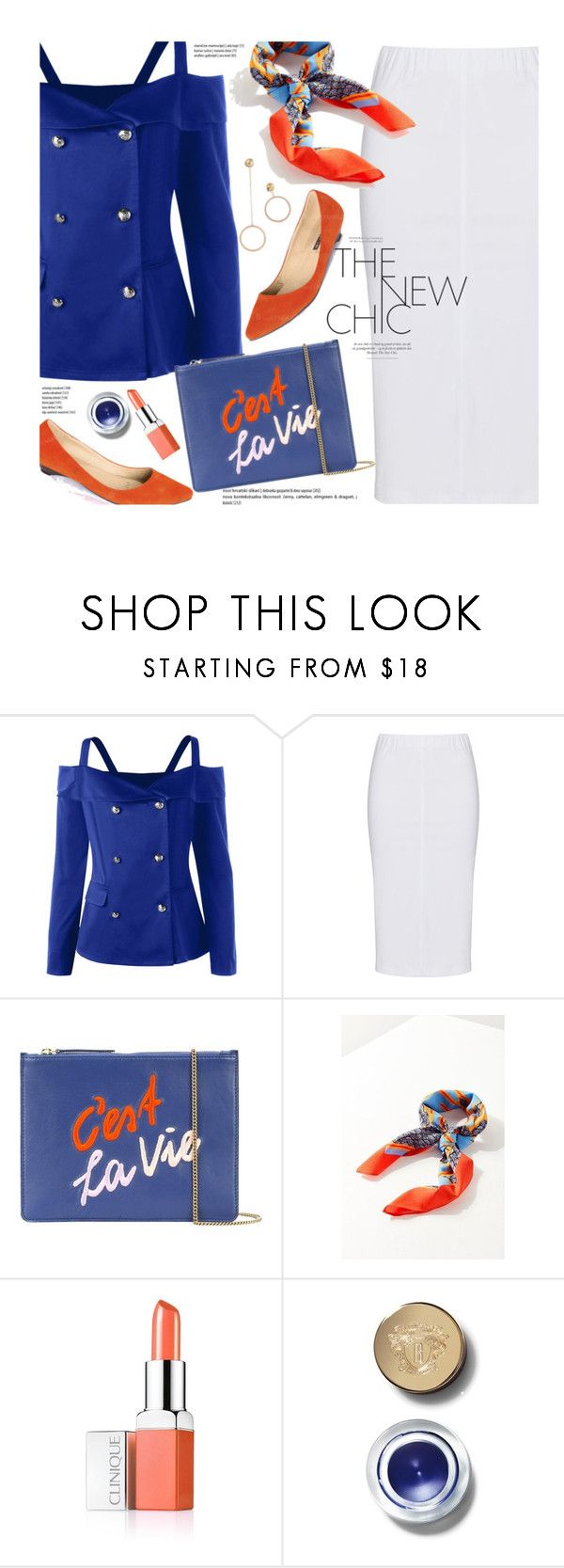 """""""Plus Size"""" by beebeely-look ❤ liked on Polyvore featuring KJ Brand, Lizzie Fortunato, Urban Outfitters, Clinique, Bobbi Brown Cosmetics, sammydress, plussize, streetwear, curvy and StreetChic"""