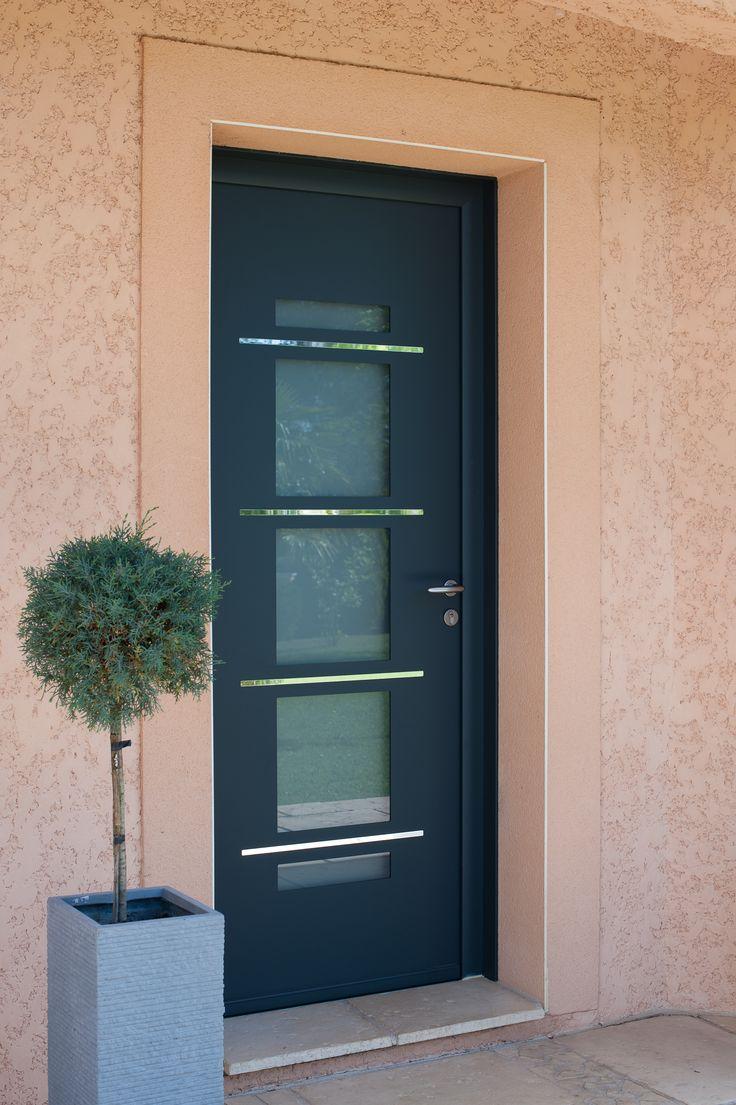 Les 34 meilleures images du tableau portes aluminium zilten sur pinterest porte aluminium for Les portes aluminium