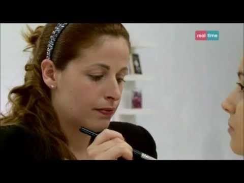 Come mimetizzare le occhiaie - Clio Make up - Stagione 2012-2013