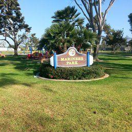Mariners Park Newport Beach Ca