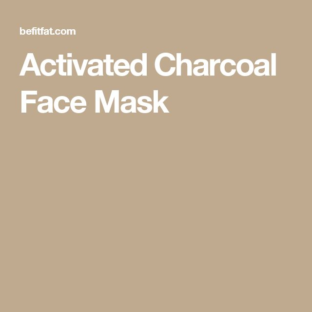 17 Best Ideas About Charcoal Face Mask On Pinterest: 25+ Best Ideas About Charcoal Face Mask On Pinterest