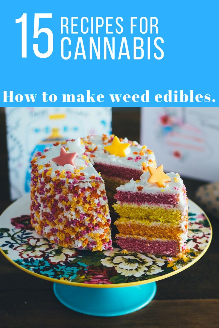 Medical Marijuana: 15 Recipes for Potent Weed Edibles Need a new way to eat your weed?  These 15 recipes produce potent pot edibles and can be made easily at home. Recipe number 15 makes the best marijuana brownies - that's one of my favorite cannabis recipes. https://www.marijuanamommy.com/medical-marijuana-recipes-weed-edibles/
