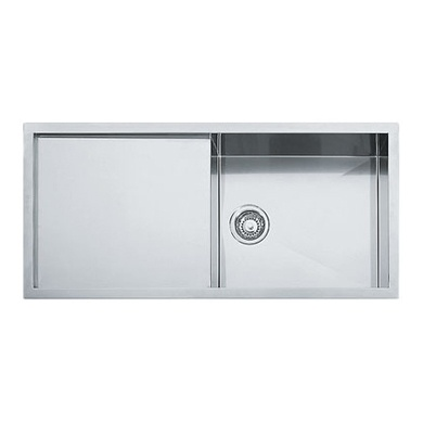 Franke Undermount Sink With Drainer : franke planar undermount kitchen sink with drainer. Kitchen ...