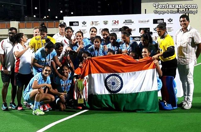 Hockey India (HI) announced a cash prize of Rs 2 lakhs (around $2994) for each player and chief coach Neil Hawgood.