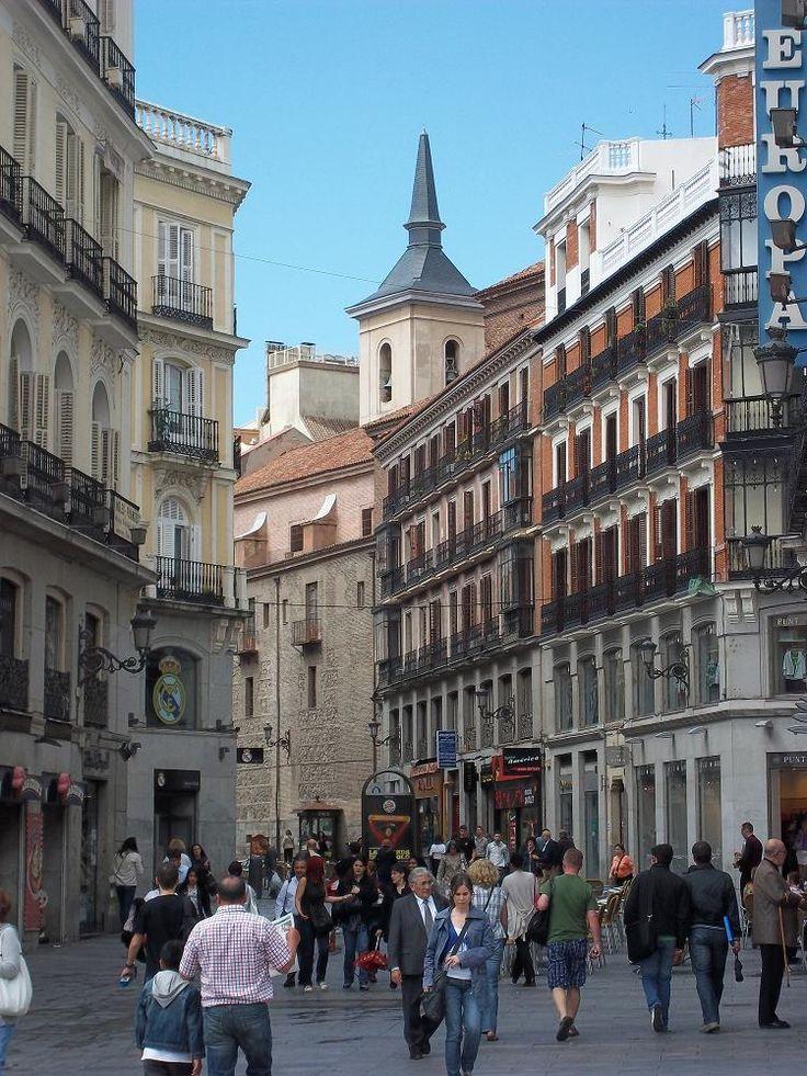 Madrid, Spain-love Espana!!!
