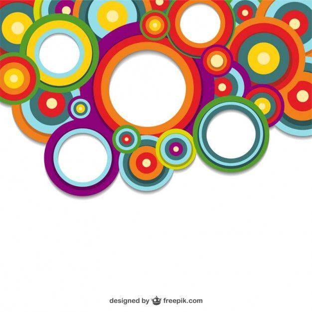 circle shapes background backgrounds pinterest shape