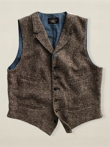 Pretty much the exact vest I'd love to see him in... but not for almost $270.