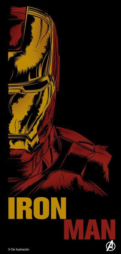 Iron Man - Universo Marvel Super Hero shirts, Gadgets