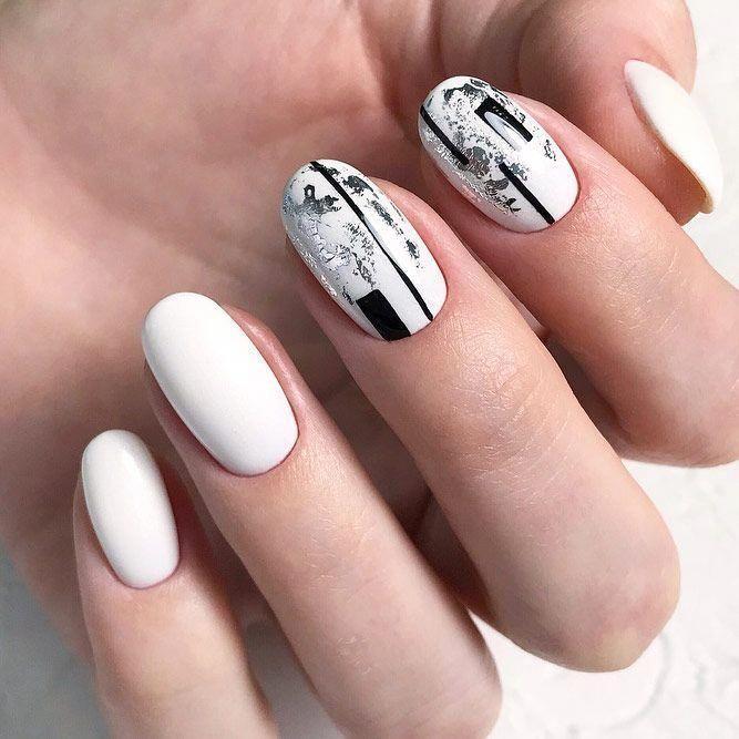 Natürliche #ovale #Nagelform ## naturalnails #Entdecken #Sie # süße #Desig – Nagel