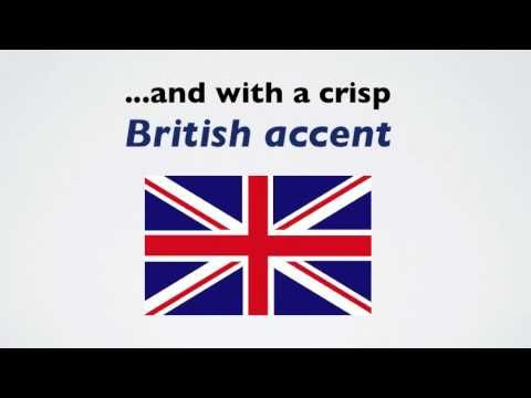 How to Learn the British Accent