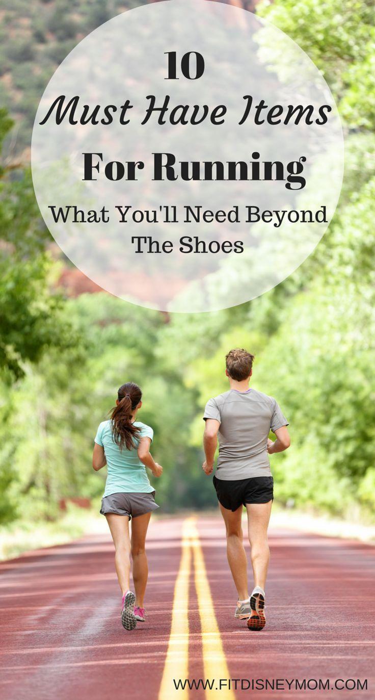 Beginner Running Advice, 10 Must Have Running Items, Running Gear, Running Tips