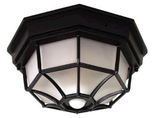 Octagonal 360 Degree Decorative Ceiling Light Motion