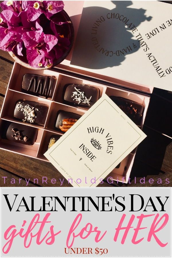 Valentines Day Gifts For Her Under 50 Friends Teen