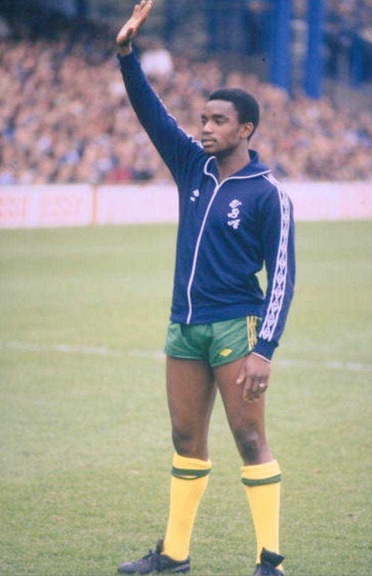 Laurie Cunningham West Bromwich Albion 1978