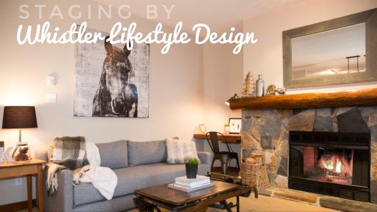 Rustic Whistler ski cabin transformed by whistler lifestyle design