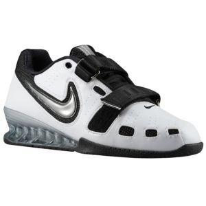 Nike Romaleos Power Lifting 2 - Men's - White/Black/Black
