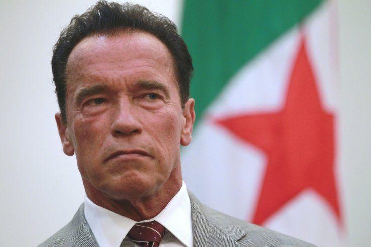 Arnold Schwarzenegger is NOT DEAD