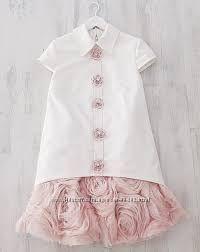 детские нарядные платья: фотографии