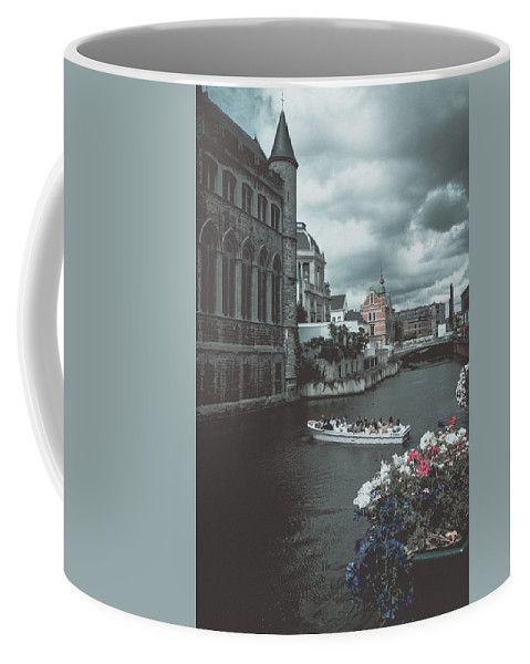 Travel Coffee Mug featuring the photograph The City Of Flowers by Elena Ivanova IvEA  #ElenaIvanovaIvEAFineArtDesign #Decor #Mug #Cup #Gift