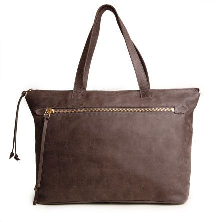 The Go To Bag Dylan | Women's Leather Shoulder Bags | Roots